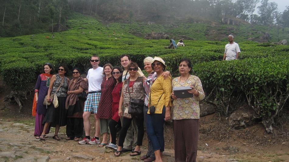 Panchakarma Indija - grupa